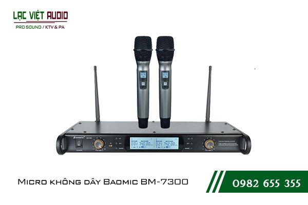 Giới thiệu về sản phẩmMicro không dây Baomic BM7300