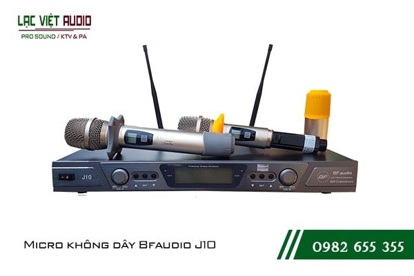 Giới thiệu về sản phẩmMicro không dây BF audio J10