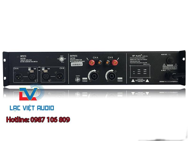 Cục đẩy công suất BFAudio BF2400