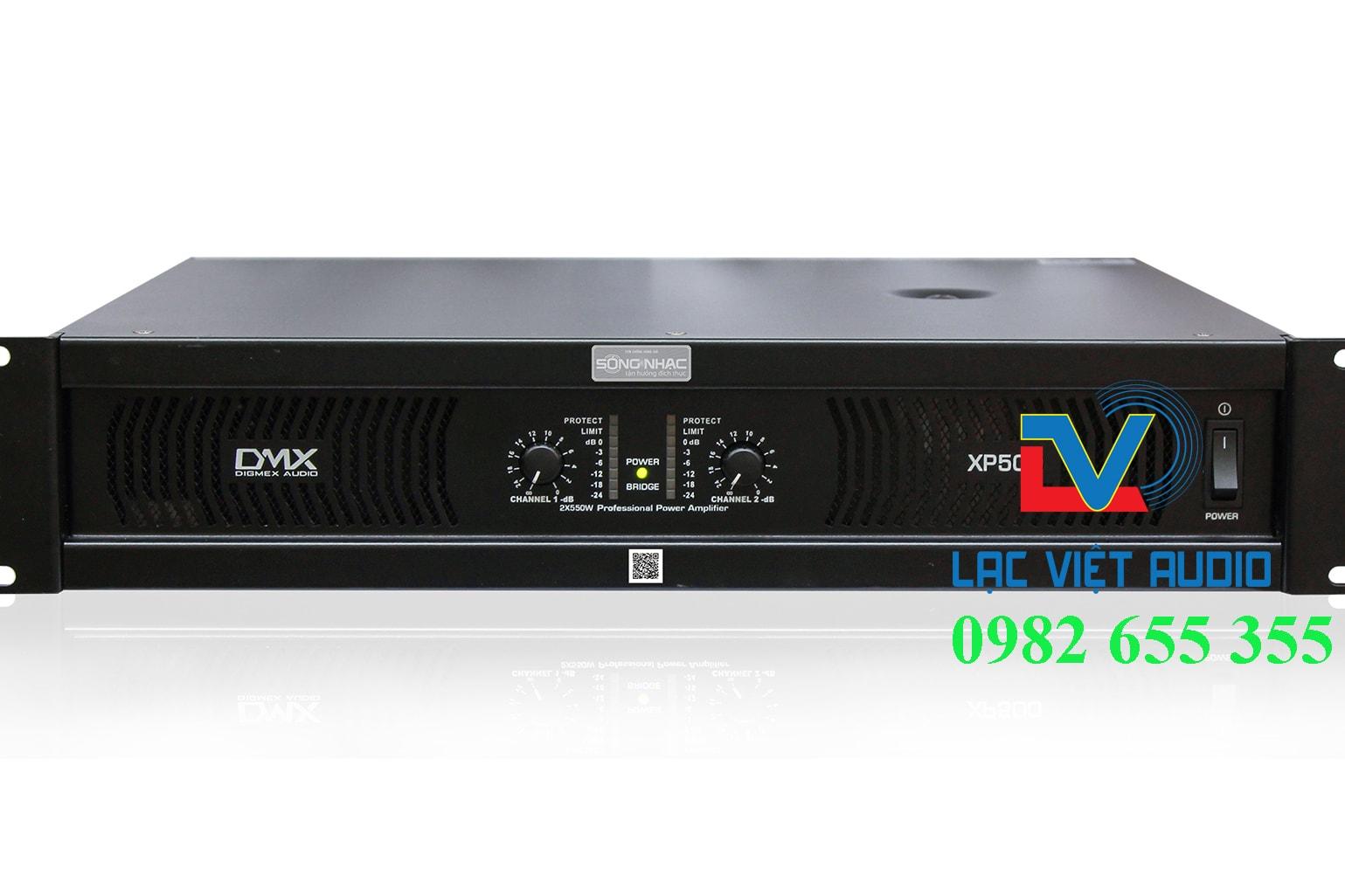 Cục đẩy công suất DMIX XP-500