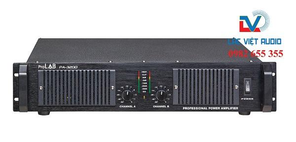 Cục đẩy công suất Prolab PA-3200
