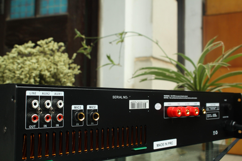 Cục đẩy công suất aap s-4800 khuếch đại âm thanh