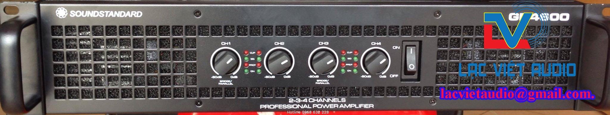 Cục đẩy công suất aap s4600