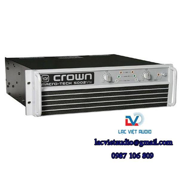 Cục đẩy công suất crown 3600