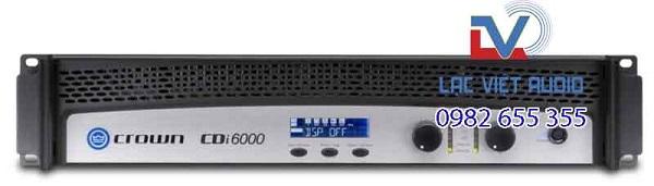 Cục đẩy crown CDi6000 chính hãng