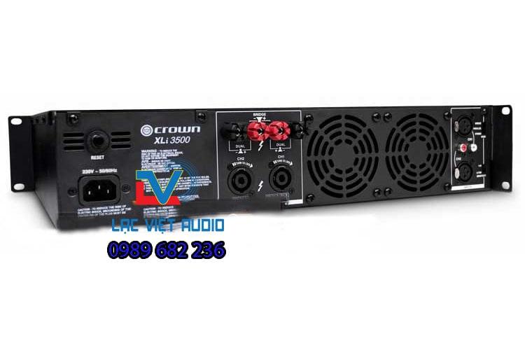Cục đẩy crown XLI3500