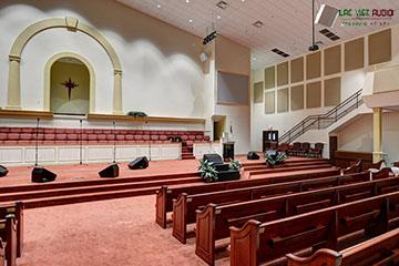 Lắp đặt âm thanh nhà thờ