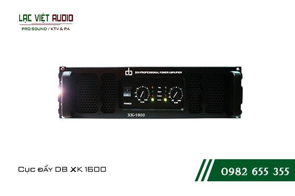 Giới thiệu về sản phẩm Cục đẩy công suất DB XK 1600