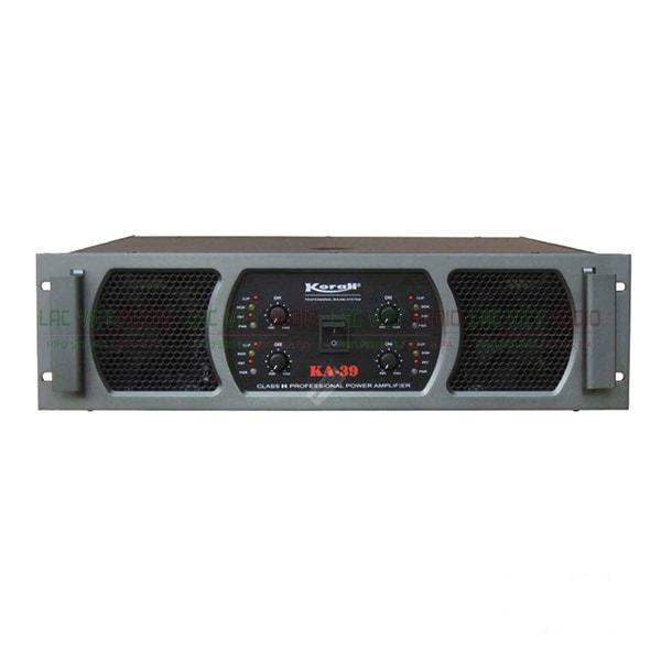 cục đẩy công suất Korah KA39 Lạc Việt Audio