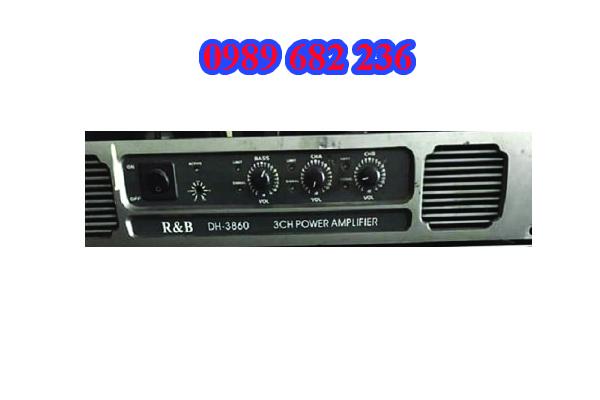 Cục đẩy công suất R&B DH-3860