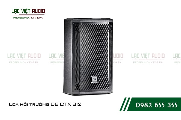 Giới thiệu về sản phẩmLoa hội trường DB CTX 812