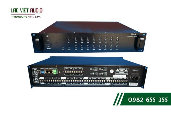 Bộ phân vùng DB LP 16P tại Lạc Việt audio
