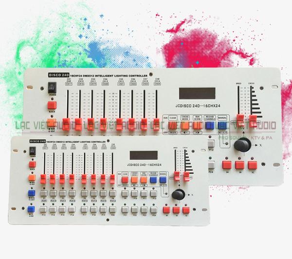 Đặc điểm bàn điều khiển Disco 240