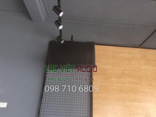 1 cặp loa FLY kR 1201 là đủ cho phòng diện tích 50m2