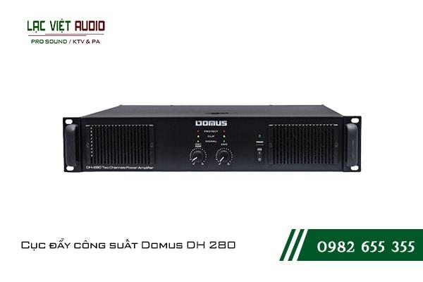 Giới thiệu về sản phẩmCục đẩy công suất Domus DH 280