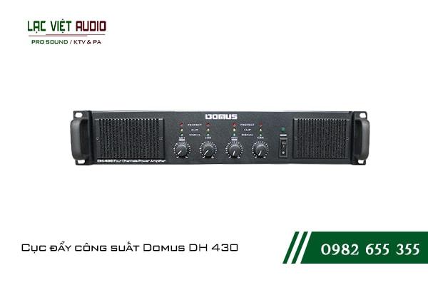 Giới thiệu về sản phẩmCục đẩy công suất Domus DH 430