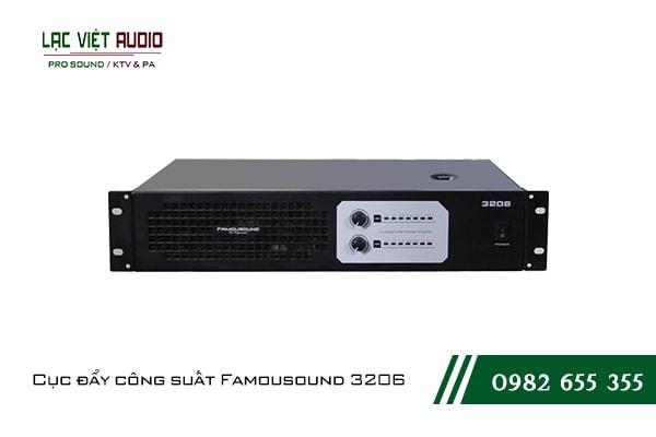 Giới thiệu về sản phẩm Cục đẩy công suất Famousound 3206