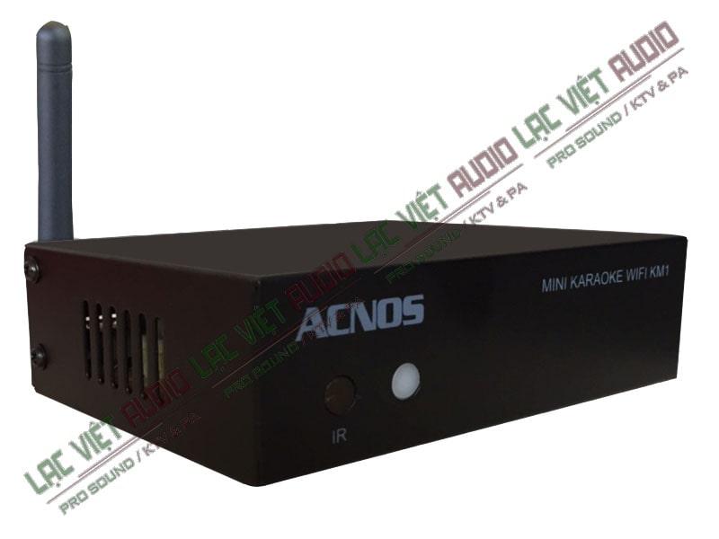 Hướng dẫn cách sử dụng đầu karaoke Acnos