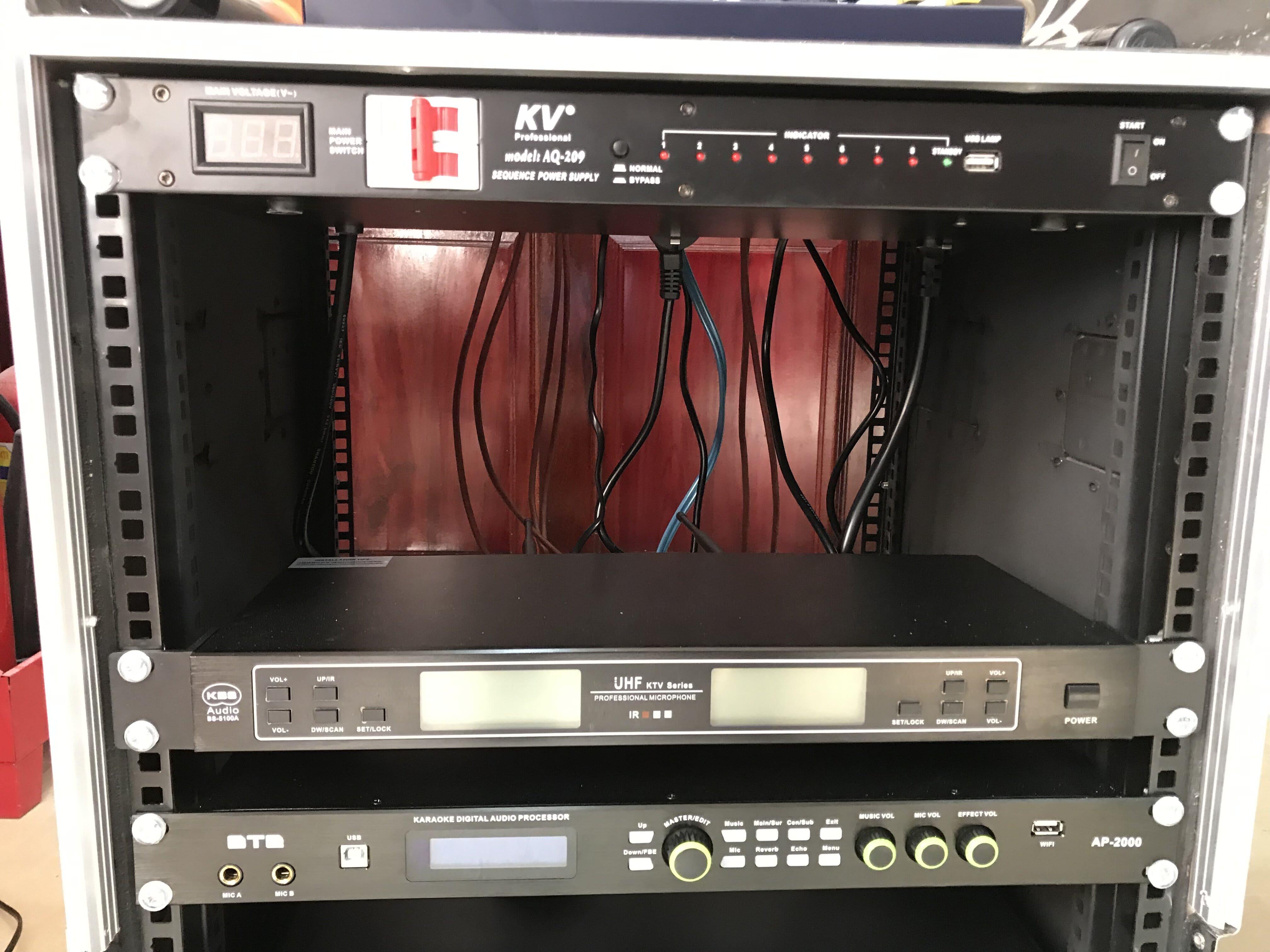Các thiết bị Lạc Việt Audio lựa chọn để lắp đặt