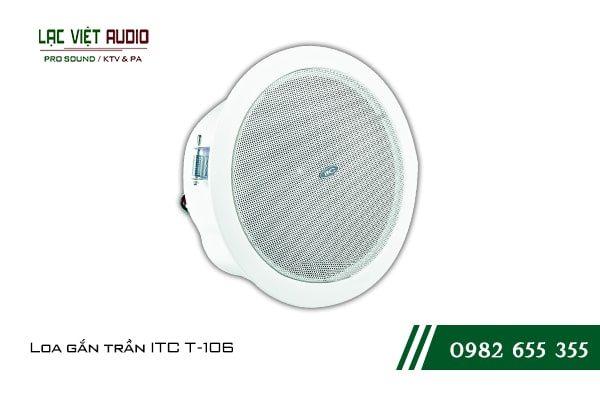 Loa gắn trần ITC T106