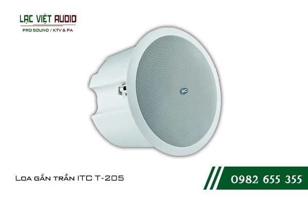 Loa gắn trần ITC T205