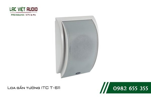 Giới thiệu về sản phẩmLoa gắn tường ITC T611