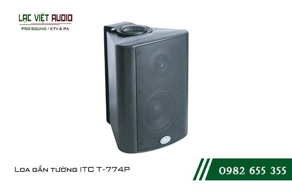 Giới thiệu sản phẩmLoa gắn tường ITC T774P