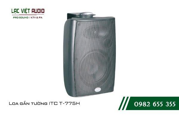 Giới thiệu về sản phẩmLoa gắn tường ITC T775H