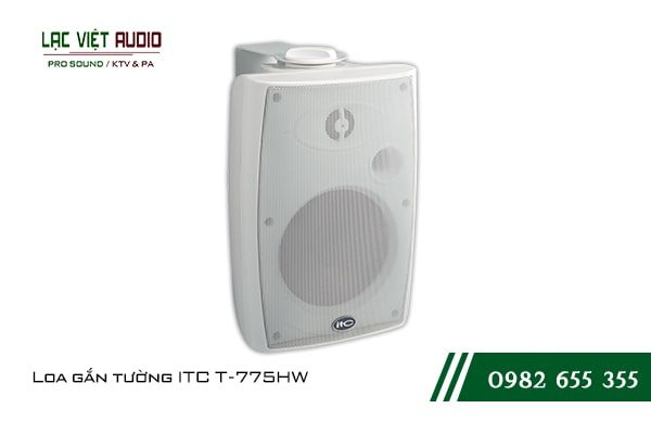 Giới thiệu về sản phẩmLoa gắn tường ITC T775HW
