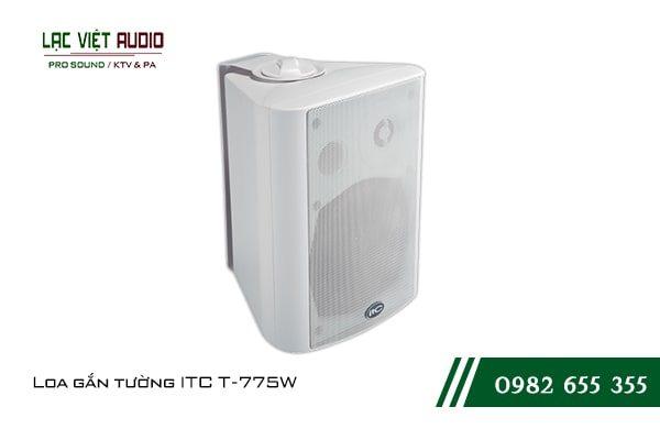 Giới thiệu về sản phẩmLoa gắn tường ITC T775W