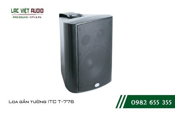 Giới thiệu về sản phẩmLoa gắn tường ITC T776