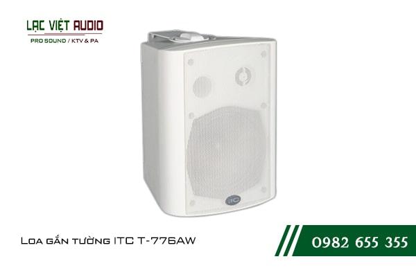 Giới thiệu về sản phẩmLoa gắn tường ITC T776AW