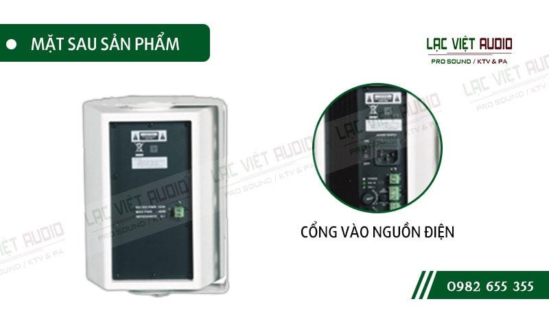 Thiết kế bên ngoài của sản phẩmLoa gắn tường ITC T776AW
