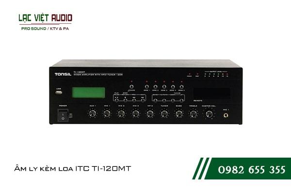 Amply kèm loa ITC TI 120MT