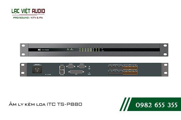 Amply kèm loa ITC TS P880