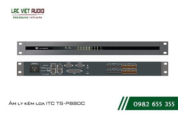 Amply kèm loa ITC TS P880C