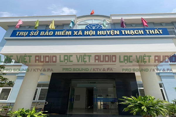 Lạc Việt Audio lắp đặt âm thanh phòng họp