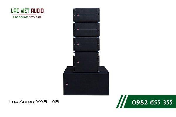 Giới thiệu về sản phẩm Loa Array VAS LA2