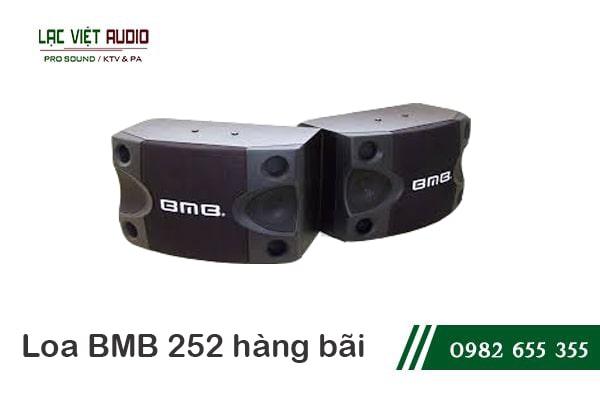 Loa BMB 252 hang bai