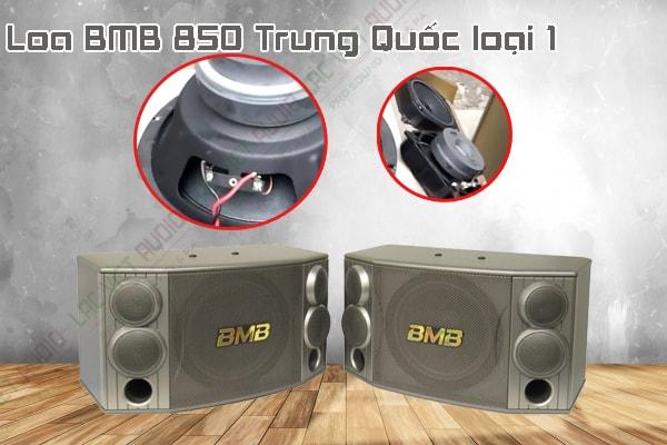 Tính năng nổi bật của sản phẩmLoa BMB 850 Trung Quốc loại 1