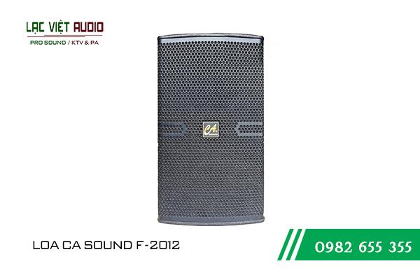 Loa CA Sound F-2012