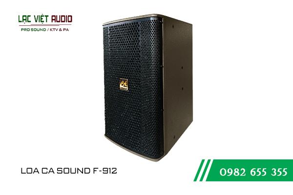 Loa CA Sound F-912