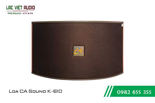 Loa CA Sound K-610