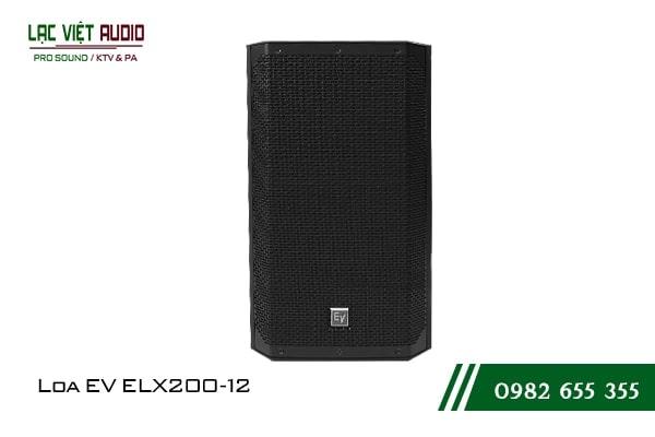 Mua thiết bịloakaraoke EV ELX2000-12 hàng chính hãng giá cả ưu đãi tại Lạc Việt Audio