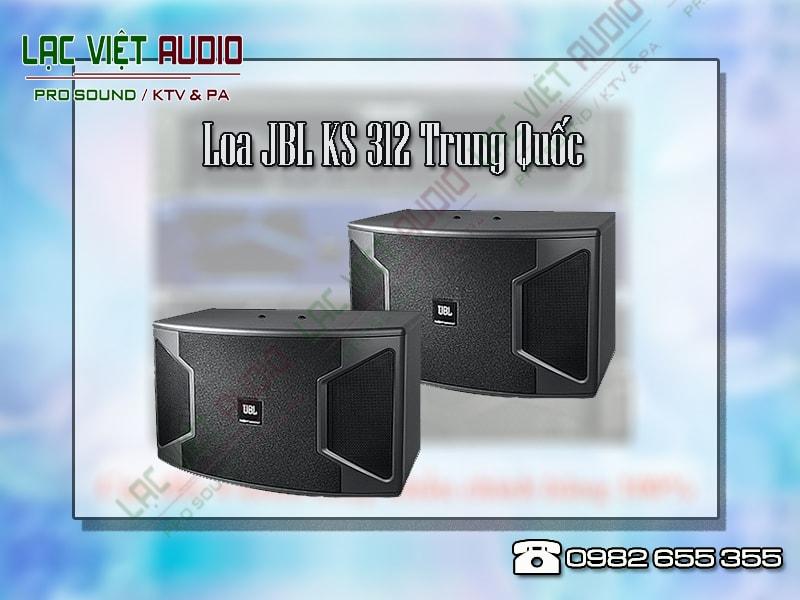 Giới thiệu về thiết bịLoa JBL KS 312 Trung Quốc