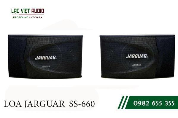 Loa Jarguar SS 660