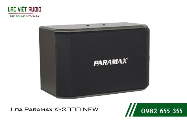 Loa Paramax K2000 NEW