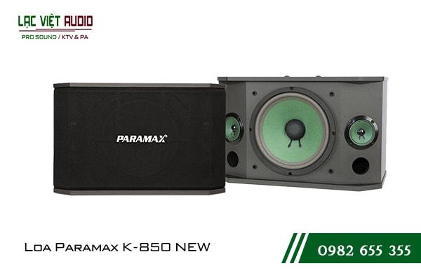 Loa Paramax K850 NEW
