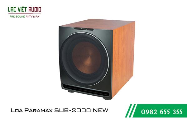 Loa Paramax SUB-2000 NEW