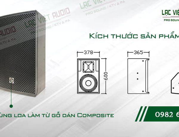Đặc điểm sản phẩm Loa Star Sound HS12II